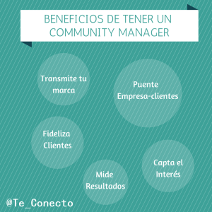 Beneficios community